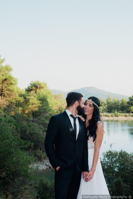 Dimitris & Georgina