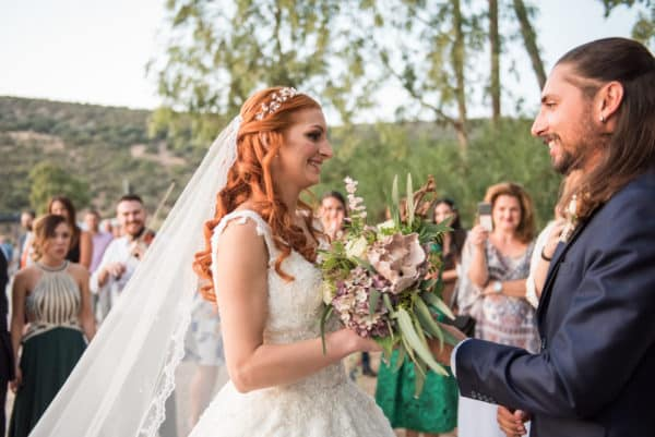 Wedding Tasos & Gianna Aliveri Evoia
