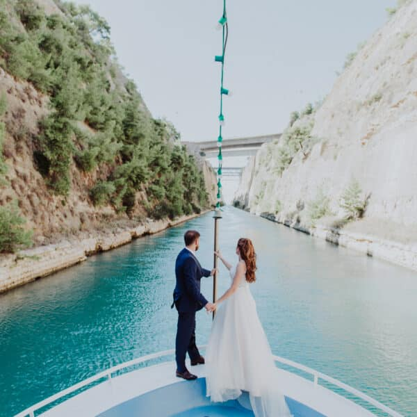 Wedding Kostas & Vasia Korinthos